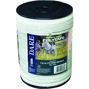 Electric Fence Poly Tape no 2346 Dare Products Inc