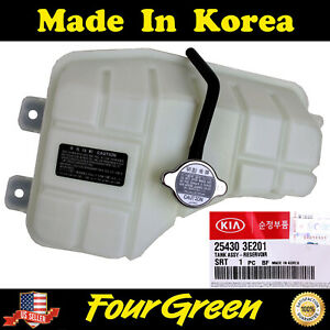 Genuine 2003 2004 2005 For Kia Sorento Coolant Reservoir Tank New 254303e201