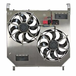 Flex a lite Dual Electric Fans Variable Controller 03 07 Ford 6 0l Powerstroke