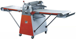 New Commercial Dough Sheeter With Reversible Function