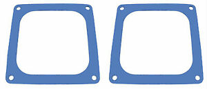 Holley Qft Aed Demon Blue Non Stick Dominator 4500 4700 Flange Gasket 2 Pack