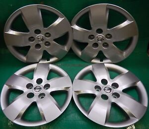 New 16 Bolt On Hubcap Wheelcover 2007 2008 Nissan Altima Set Of 4 53076