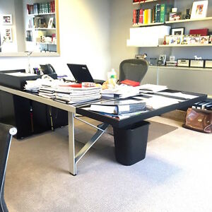 Modern Executive Office Desk Nurus I x German Design Hi tech Freckler Ponholzer