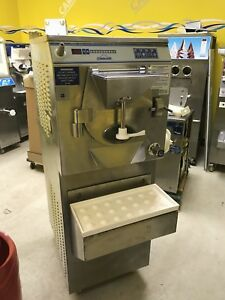 Carpigiani Lb 252 Batch Freezer Gelato Ice Cream 1 Phase Air Cooled