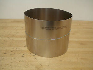 Precision Brand 22148 Stainless Steel Shim Stock Roll 025 X 6 X 60 8a