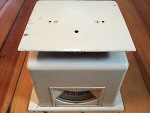 Vintage Detecto T 25 T25 Top Loading Large Dial Scale 25 Lb Capacity