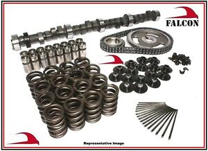 Chevy 327 350 350hp Ultimate Cam K Kit Springs Timing Push Rods 222 223 Stage 2