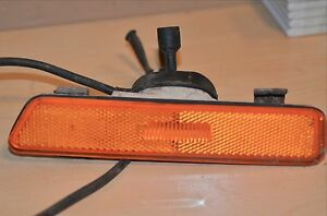 Vintage Porsche Side Marker Light 928 631 412 02 R Right Side Oem