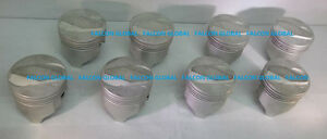Sealed Power Federal Mogul Chevy 402 Cast 125 Dome Pistons 030