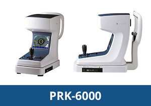 Autorefractometer keratometer Potec Prk 6000 With 1 Year Warranty Made In Korea
