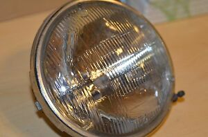 Vintage Carello Fog Driving Light Ferrari Porsche Bmw Mg 305 301 026