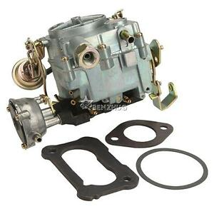 Rochester Type Carb For 1970 80 Chevy 350 400 Engine Carter Carburetor 2 Barrel