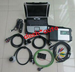 Mb Star Sd Connect C5 Toughbook Laptop hdd With Software 03 2019