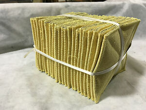 6 X 6 Made With Kevlar Pad Kvwlhp6 Lot Of 10