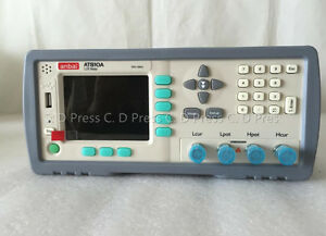 New Digital Precison Lcr Meter Tester At810a 10hz 20khz