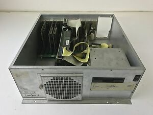 Zoller 1pc Pca 6003 Industrial Pc Intel Piii 1000 Mhz 256 Mb Ram No Hdd No Ps