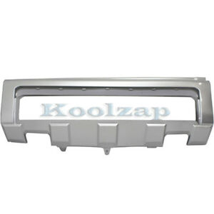 For 14 16 Tundra Pickup Truck Front Bumper Cover Smooth Silver To1000403