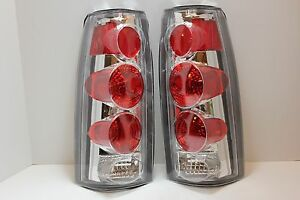 Altezza Tail Lights Chevy Pickup 1988 1989 1990 1991 1992 1993 1994 95 96 97 98