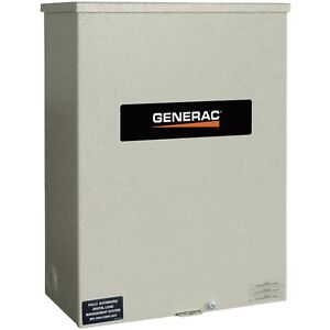 Generac Rtsn600g3 Guardian 600 amp Outdoor Automatic Transfer Switch 120 208v