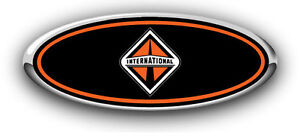 Ford F250 f350 1995 international Wbo Custom Overlay Emblem Decals 2pc Kit