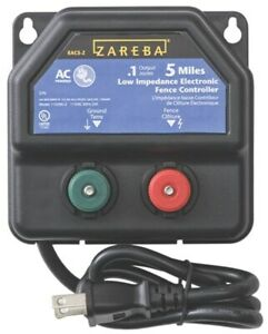 Electric Fence Controller no Ea5m z Zareba Systems