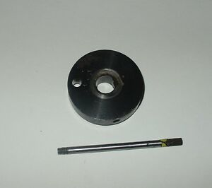 Towensend T 51 Printing Press Parts 9800 Water Ductor Lockout Leve And Hub