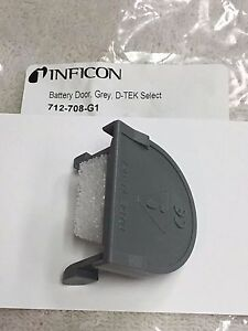 D Tek Select Leak Detector Battery Door Inficon Grey 712 708 G1