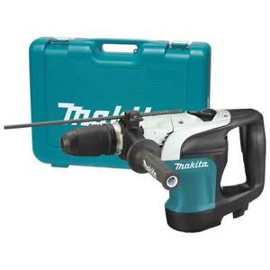 Makita Hr4002 1 9 16 inch 10 0 Amp 2 500 Bpm Corded Sds max Rotary Hammer