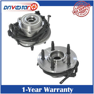 Pair set Of 2 Left And Right Wheel Hub Bearing For Ford Explorer Mountaineer