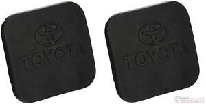 2000 2017 Oem Factory Toyota Tow Hitch Cover Plug 2 In 2 Pack Pt228 35960 Hp