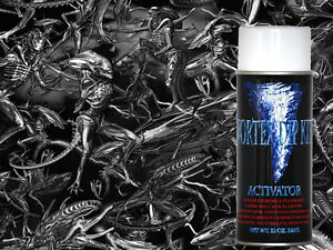 Hydrographics Film Activator Hydrodipping Water Transfer Hydro Aliens