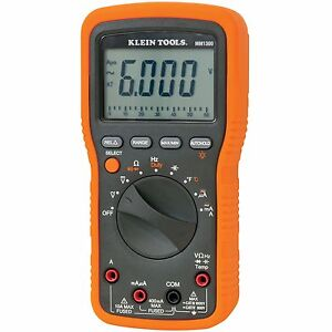 Klein Tools Mm1300a Electrician s Hvac Multimeter New