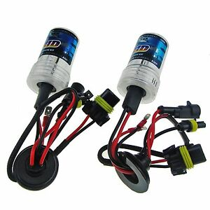 2 Xenon Hid Headlight Bulbs Replacement H1 H3 H4 H7 H10 9005 9006 880 881 9007