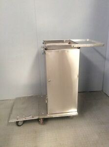 Royce Rolls Ringer Hotel And Linens Cart Medical Healthcare Janitorial