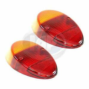 Volkswagen Bug Euro Tail Light Lens 1962 1967 Vw Beetle Ac945106 Air Cooled