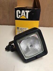 Caterpillar Flood Lamp 212 9347