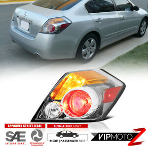 Fits Nissan Altima 2007 2012 passenger Side Replacement Tail Lights Lamp Right