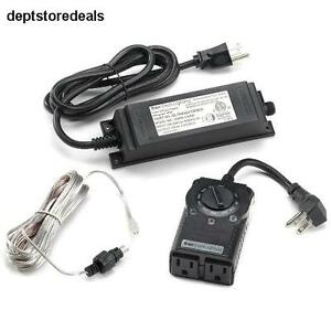 30 watt Low Voltage Dc Transformer Led 25dltransformer For Outdoor Deck Lighting