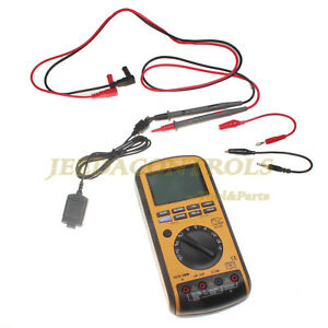 New Va38 50000 Counts High Accuracy Digital Multimeter With Usb Interface