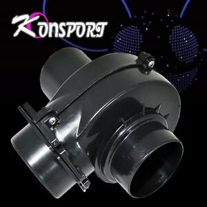 Auto 3 Inch Air Intake Electric Supercharger Pressure Generator Gas Fuel Saver