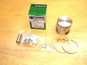 Meteor Piston Kit For Husqvarna Partner K750 K760 51mm Cut Off Saw Concrete