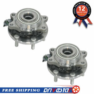 Pair 2 New Front Wheel Hub Bearing For Nissan Frontier Pathfinder Pickup