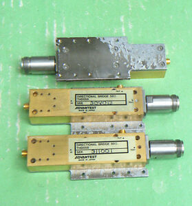 1pcs Used Good Advantest Thd058 N sma Directional Bridge c1ig