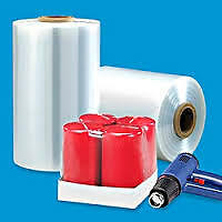 29 60ga Singlewound Polyolefin Heat Shrink Film 8750 Foot Roll