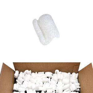 Packing Peanuts 12 Cuft Biodegradable Environmentally Friendly Void Fill