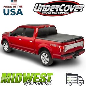 Undercover Se Hard Shell Tonneau Cover Fits 2015 2019 Ford F150 5 6 Bed