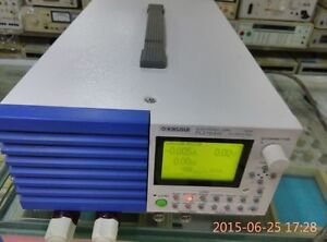 Used Kikusui kikusui Plz164w Electronic Load In Good Condition