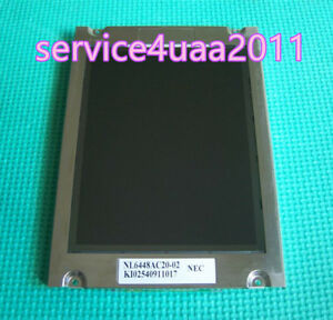Display Nl6448ac20 02 A si Tft lcd Panel 6 5 640 480 For Nec