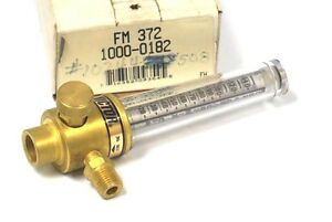 New Victor Fm 372 Flow Meter Assembly 1000 0182