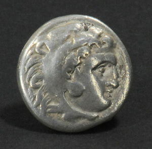 Aphrodite Ancient Greek Silver Alexander Iii The Great Drachm 336 323 B C
